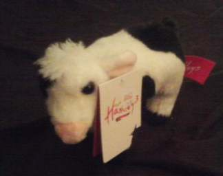 stuffed cow